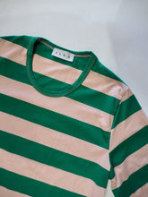 Load image into Gallery viewer, The Mac Tee - Thick Stripes