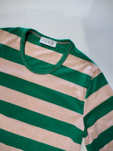 The Mac Tee - Thick Stripes