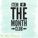 Item of the month club subscription sizes Nb-14Y