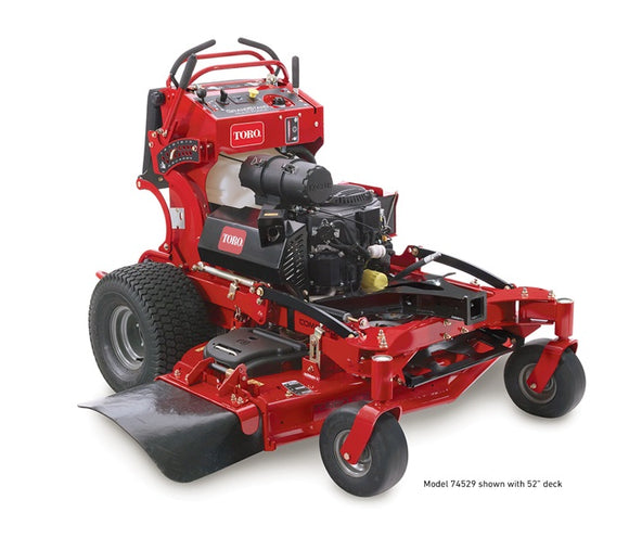 Commercial Stand-on & Walk-Behind Mowers