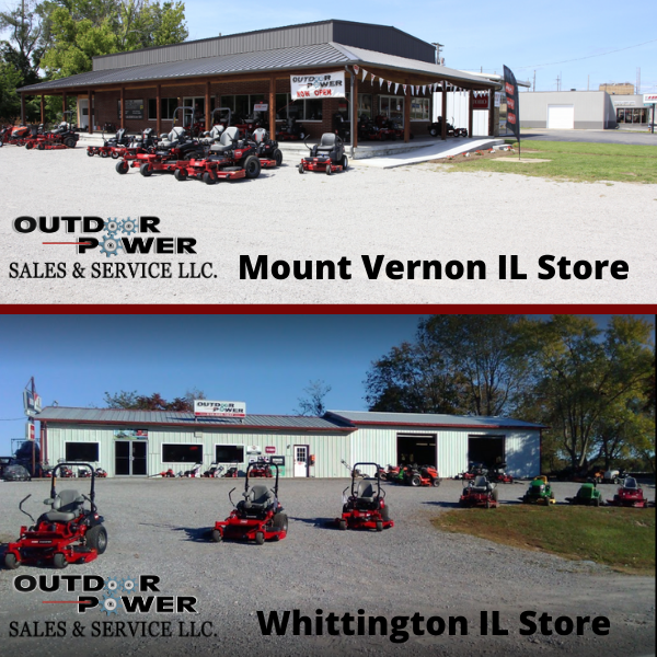 Outdoor Power Sales & Service LLC - Mt Vernon & Benton IL Stores
