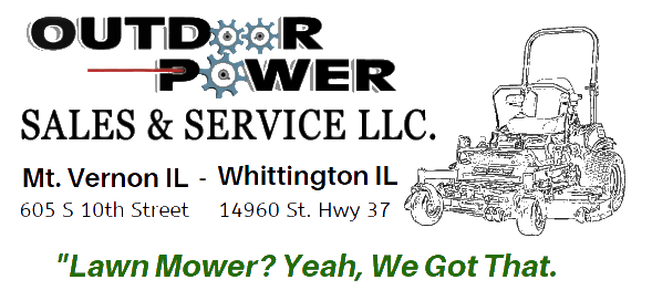 Outdoor Power Sales & Service LLC - Mt Vernon IL -Whittington IL