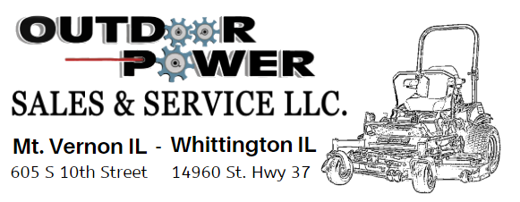 Outdoor Power Sales & Service LLC Mount Vernon IL & Whittington IL