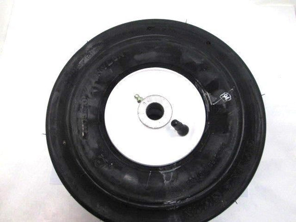 OEM Toro 120-5515 Caster Wheel & Tire ASM. (SMOOTH TIRE)