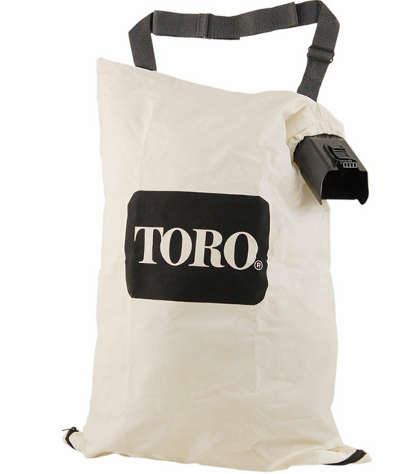 OEM Toro 127-7040 / 137-2336 Replacement Vacuum Bag For Blower Vac - outdoor-power-sales-service-llc.myshopify.com