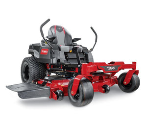 "2020 Toro 75303 Titan 6000 60"" Zero Turn Mower 24.5 HP"