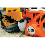 STIHL FS 40 C-E Gas Powered Curved Shaft Weed Trimmer
