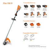 Stihl FSA 130 R - Trimmer