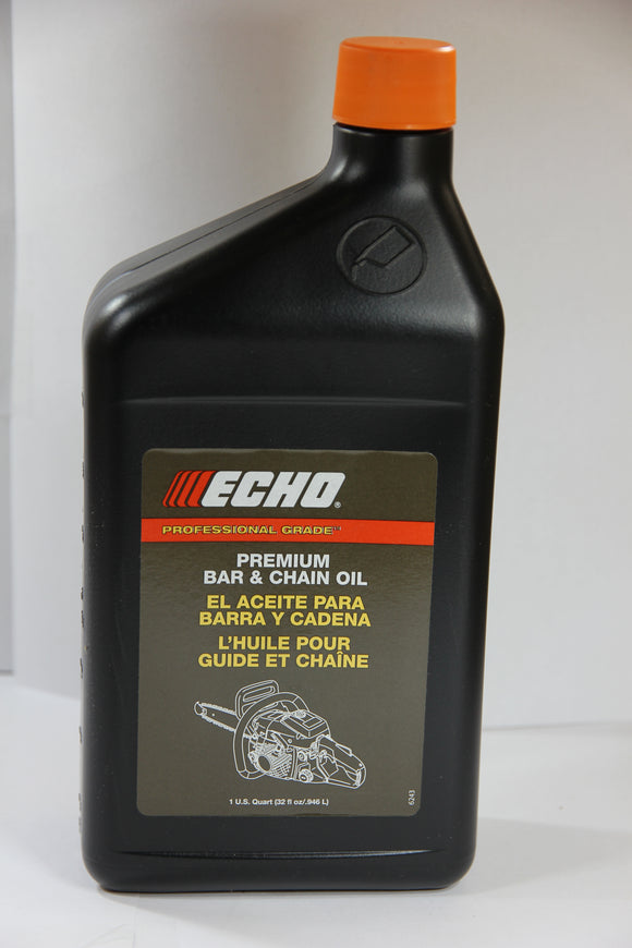 1 Quart Echo Bar & Chain Oil (6459012) - outdoor-power-sales-service-llc.myshopify.com