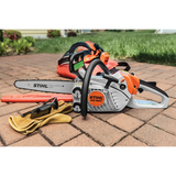 Stihl MS 150 C-E Chainsaw 23cc 10 or 12  inch Saw