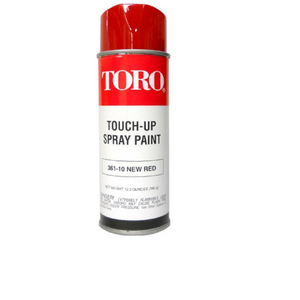 Toro 361-10 Touch-Up Spray Paint Spray Can - New Red