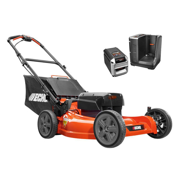 Echo CLM-58V4AH 21 Inch Cordless Battery Lithium Ion Mower