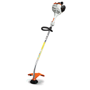 FS 38 Gas Powered Curved Shaft Weed Trimmer