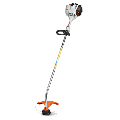 STIHL 50 C-E Gas Powered Curved Shaft Weed Trimmer