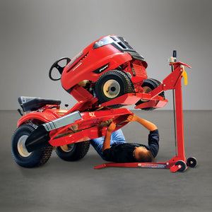 MOW-JACK EZ MAX- Best Lawn Mower Lift Ever - outdoor-power-sales-service-llc.myshopify.com