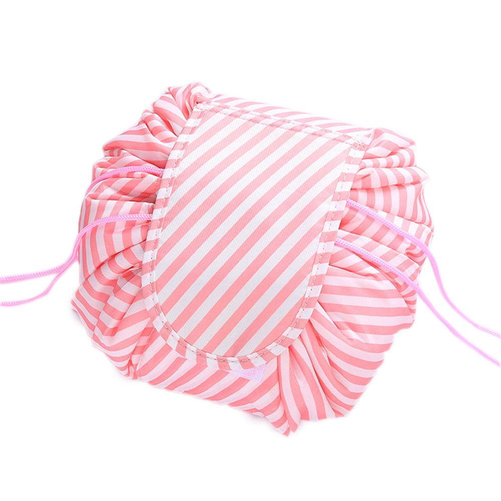 【50% OFF】Lazy Magic Pouch Drawstring Travel Makeup Large capacity