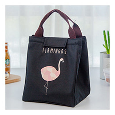 Waterproof Oxford Tote Lunch Bag