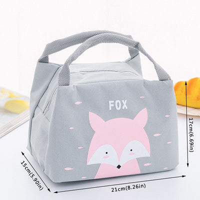 2019 New Cute Cartoon Lunch Bag For Women And Kids