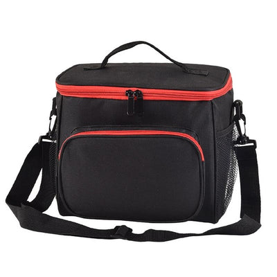 Double Thermal Insulation Lunch Bag For Women And Men