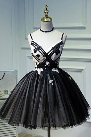 products/ED2099Black_and_White_Spaghetti_Straps_Homecoming_Dress_Party_Dresses.jpg