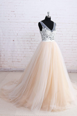 products/ED2193_1A_Line_V-neck_Long_Tulle_Prom_Ball_Gown_with_Lace.jpg