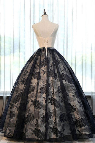 products/ED2251_2Black_Round_Neck_Long_Prom_Ball_Gown_with_Lace.jpg
