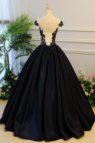products/ED2315_1Navy_Blue_Floor_Length_Prom_Ball_Gown_with_Applique_Lace.jpg