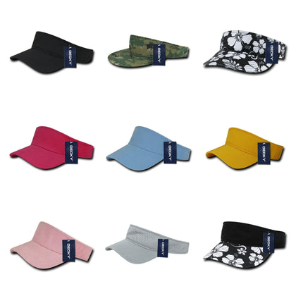 blank & custom visors (embroidered), bulk & wholesale visors, promotional visors, & custom hat embroidery