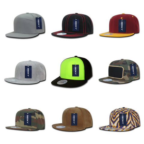 blank & custom snapback hats (embroidered), bulk & wholesale snapback hats, promotional snapback hats, & custom hat embroidery