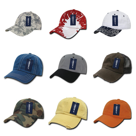 blank & custom dad hats (embroidered), bulk & wholesale dad hats, promotional dad hats, & custom hat embroidery