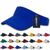 Wholesale Blank Sports Visors - Decky 3001
