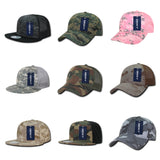 Wholesale Bulk Blank Camo Hats and Caps