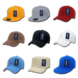 Wholesale Bulk Blank Fitted Hats and Caps