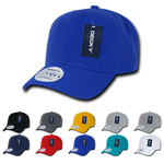 Blank Baseball Hats Structured - Decky 1015