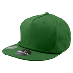 Classic Flat Bill Golf Hat with Rope, Snapback - Decky 1041