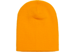 "Yupoong 1500KC Short 8"" Beanie, Knit Cap"