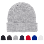 Yupoong 1545K Ribbed Cuffed Knit Beanie
