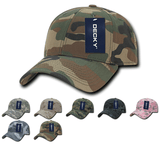 Digital Camo Baseball Hats Camouflage - Decky 217