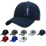 Blank Structured Baseball Caps - Decky 234