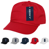 Golf Hat with Rope Baseball Cap - Decky 252