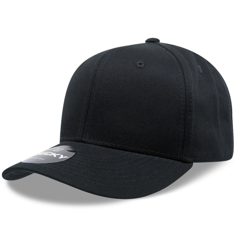 Decky SuperValue Blank Baseball Hat, Structured Cap, Bulk Hats, Wholesale Hats in Bulk