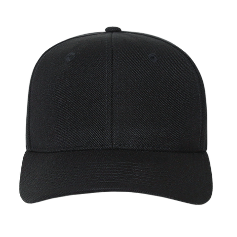 Decky SuperValue Blank Baseball Hat, Structured Hat, Bulk Caps - Similar to Decky 206, 207, 306