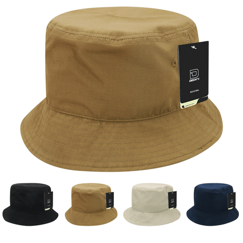 Ripstop Bucket Hats - Decky 5301