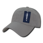 Blank Kids' Youth Relaxed Baseball Hats - Decky 7005
