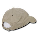 Cherry Cherries Baseball Cap Dad Hat, Khaki