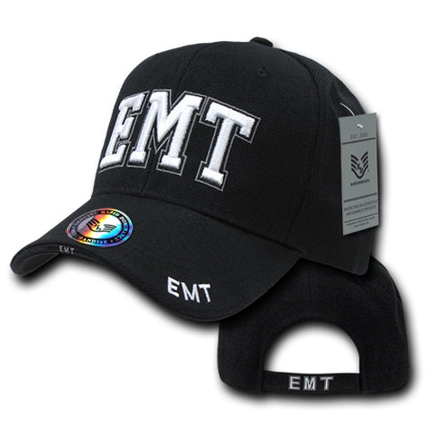 EMT Hat Emergency Medical Technician Baseball Cap Ambulance - Rapid Dominance JW