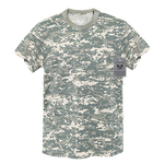 Camo T-Shirt, Camouflage Military Shirt, 100% Cotton - Rapid Dominance R38