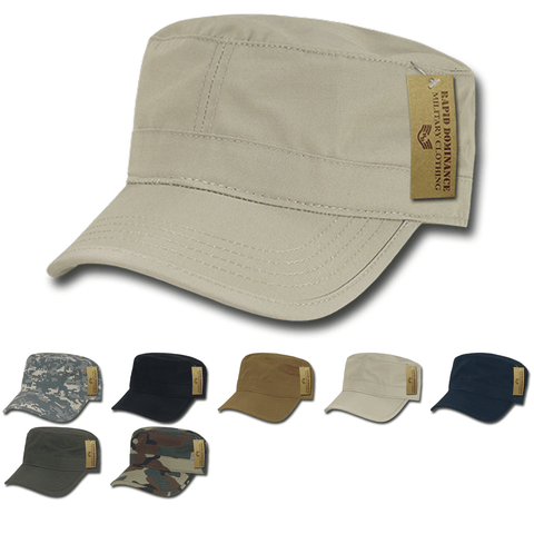 GI Cap BDU Ripstop Fatigue Hat Military Patrol Cap - Rapid Dominance R47