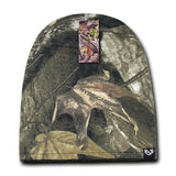 Hybricam Camo Reversible Beanie Knit Cap - Rapid Dominance R49
