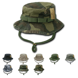 Military Boonie Hat Tactical Australian Bucket Hat - Rapid Dominance R70